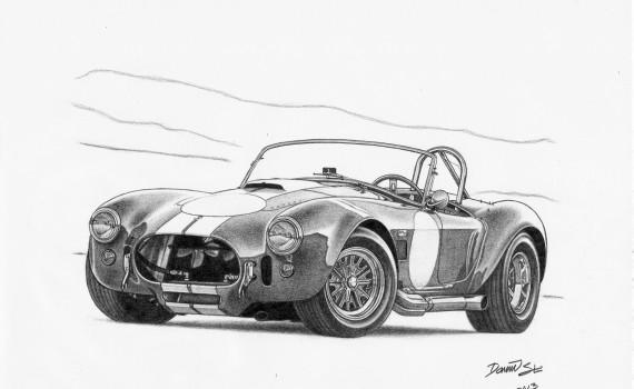 Shelby Cobra 2013