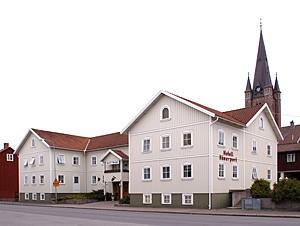 hotell vänerport