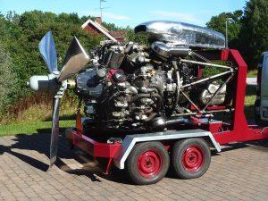 Zetterlund Flygmotor