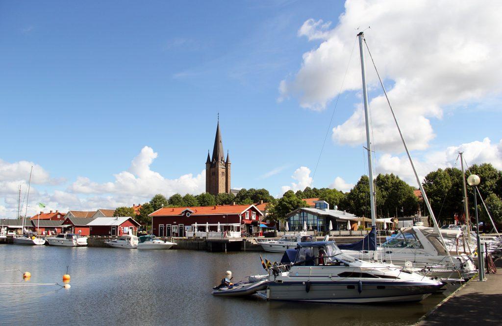 Gästhamn och kyrka 2016