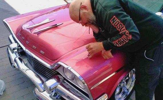 Jim Isaksson_Dodge Coronet-Pinstripe